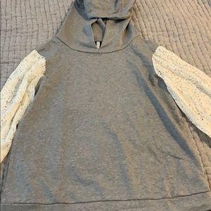 transitional Zara sweater